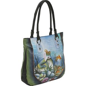 Large Tote - Little Mermaid