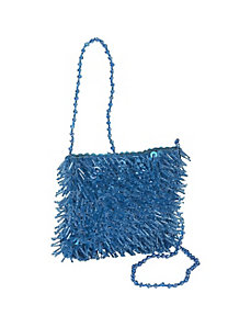 Beaded Mini Cross Body by Moyna Handbags