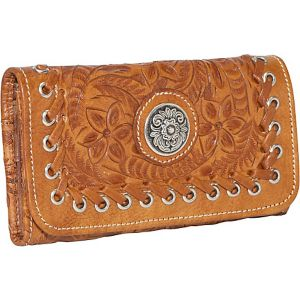 Harvest Moon - Tri-Fold Wallet