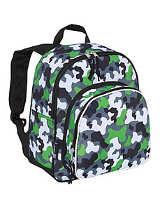 Camo Pack 'n Snack Backpack by Wildkin