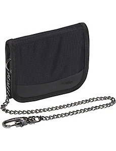 Walletsafe 100 Tri-Fold Travel Wallet by Pacsafe
