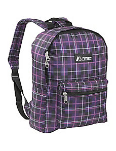 Basic Pattern Backpack by Everest