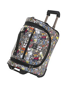 Diva Dogs-Wheeled Duffel by Sydney Love