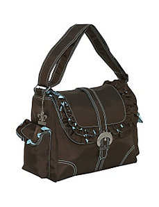 Miss Prissy Buckle Bag by Kalencom