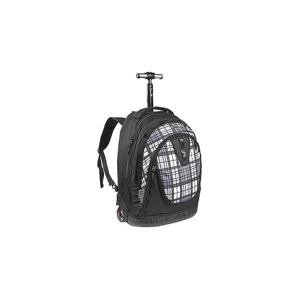 Drake Laptop Rolling Backpack by J World