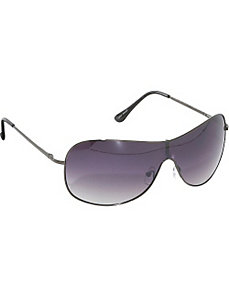 Wrap Aviator Sunglasses by SW Global Sunglasses