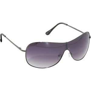 Wrap Aviator Sunglasses