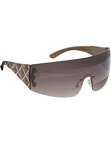 Rimless Celebrity Sunglasses by SW Global Sunglasses