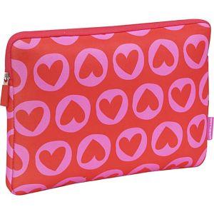 """Agatha Ruiz de la Prada 13"""" Laptop Skin-Hearts"""