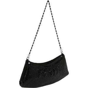 Metal Mesh Shoulder Bag