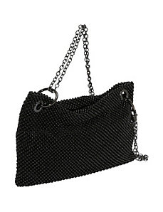Ball Mesh Shoulder Bag by Savanna