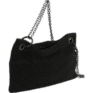Ball Mesh Shoulder Bag