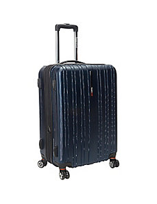 Tasmania 25 in. Exp Hardside Spinner by Traveler's Choice