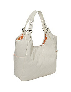 Dreamsicle Diaper Satchel by JP Lizzy