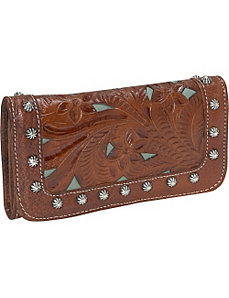 Everyday Cowgirl Wallet by American West