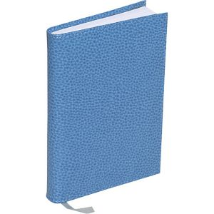 Pebble Grain Leather Medium Bound Address Book
