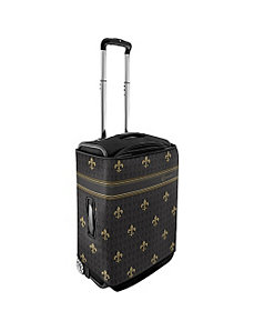 Large Luggage Cover - Fleur-de-lis by CoverLugg