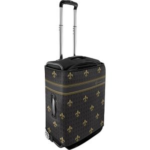 Large Luggage Cover - Fleur-de-lis
