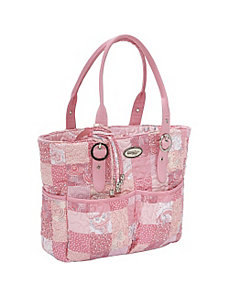 Elaina Bag, Pink Passion by Donna Sharp