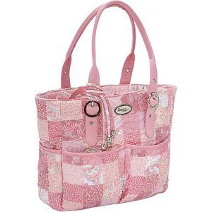 Elaina Bag, Pink Passion