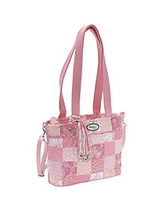 Jenna Bag, Pink Passion by Donna Sharp