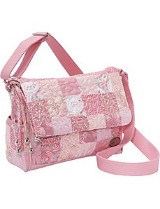 Pauline Bag, Pink Passion by Donna Sharp