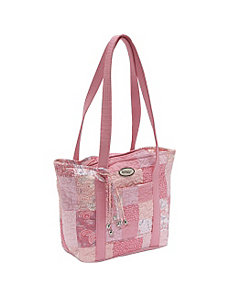 Leah Tote, Pink Passion by Donna Sharp