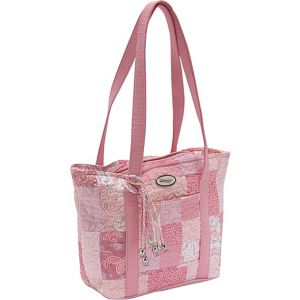 Leah Tote, Pink Passion
