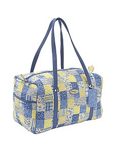 Duffle Bag, Heather Patch by Donna Sharp