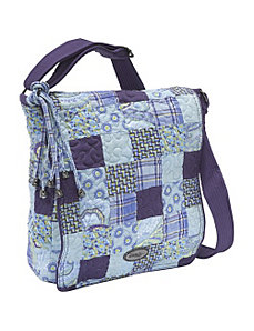 Messenger Bag, Rio Patch by Donna Sharp