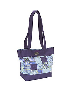 Medium Patched Tote, Rio Patch by Donna Sharp