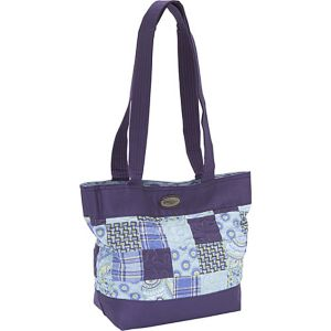 Medium Patched Tote, Rio Patch