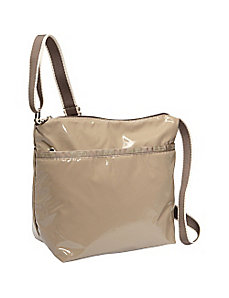 Small Cleo Crossbody Hobo (Patent)