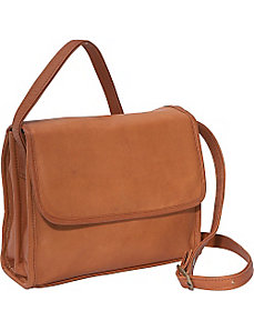 Flap Over Handbag by David King & Co.