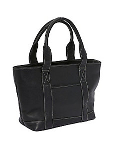 Double Strap Small Pocket Tote