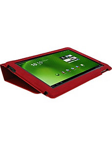 Ultra Slim Leather Case for Acer Iconia Tab A500 by rooCASE