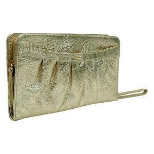 Orissa Snap Clutch Wristlet Wallet