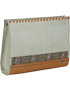 Iris Demi Clutch by The Sak
