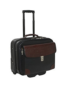 Venezia Collection Veroncia - Rolling Laptop Overnighter by Jack Georges
