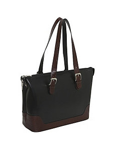 Venzezia Collection Caterina - Large Business Laptop Tote by Jack Georges