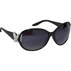 Oval Butterfly Fashion Sunglasses