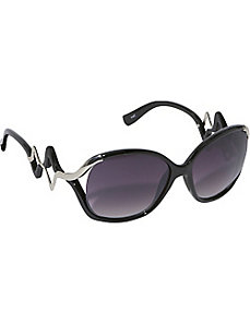Fashion Round Celebrity Sunglasses by SW Global Sunglasses