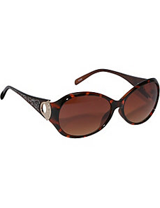 Fasion Oval Sunglasses by SW Global Sunglasses