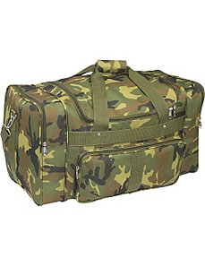 Jungle Camo 27' Duffel Bag by Everest