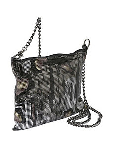 Dark Gattopardo Cross-Body by Whiting and Davis