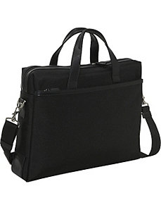 Generations Lite Collection 17' Laptop Compatible Briefcase by Jack Georges