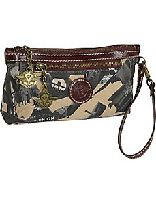 Going Places Wristlet by Sydney Love