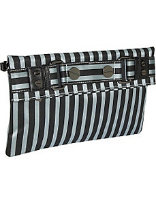 Stripe Clutch by Sydney Love