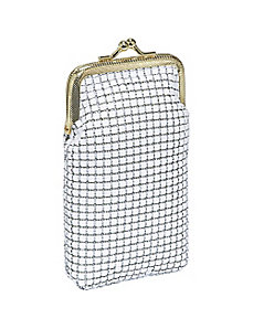 Metal Mesh Eyeglass Case by Magid