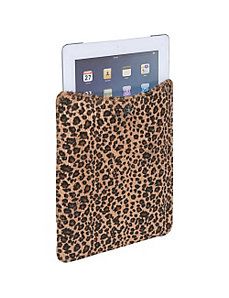 Leopard Tablet Sleeve by Urban Expressions